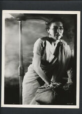 AVA GARDNER - 1956 VINTAGE DOUBLEWEIGHT PHOTO - BHOWANI JUNCTION