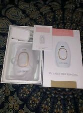 Lux Skin IPL laser hair removal new in box