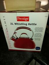 Prestige whistling kettle