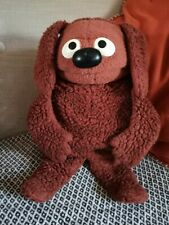Rare Vintage 1970s - Muppets Rowlf - Hand Puppet - Fisher Price - Jim Henson