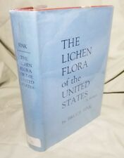 Lichen Flora of the United States by Bruce Fink A Reissue HARDCOVER Lichenology