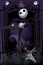 Nightmare Before Christmas Jack POSTER (61x91cm) NEW Print Art