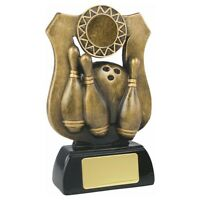 BOWLING TEN PIN Trophy Award FREE ENGRAVING