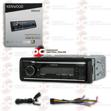 KENWOOD KMM-BT325U 1-DIN USB DIGITAL MEDIA MECHLESS BLUETOOTH CAR STEREO