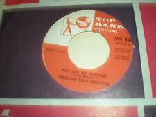 FABULOUS FLEA RAKKERS - GREEN JEANS / YOU ARE MY SUNSHINE = JOE MEEK