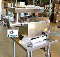 NEW Commercial 2HP Electric Meat Grinder Stainless Heavy Duty Model TC-32E NSF