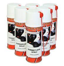 Gummi Pflege Spray 7,92€/L  KimTec 6x400ml Kunststoff Pflege Auffrischer
