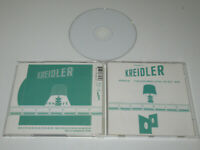 Kreidler ‎– Resport/Stewardess - Stu 04 CD Album