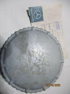 Classic Car Mercedes Unimog 404 Lorry Petrol Cap Lid 106/112 MM NOS Patent Blue