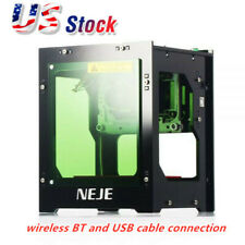 Us 3000mw Laser Engraving Machine Diy Carving With Wireless App Control