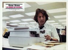 DUSTIN HOFFMANN ALL THE PRESIDENT'S MEN 1976 VINTAGE LOBBY CARD N°4
