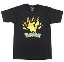 NEW RARE Pokemon Electric Pokemon Pikachu Shirt Sz M We Love Fine Nintendo