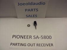 Pioneer Sa-5800 Original Ground Lug. Tested Parting out Sa-5800 Amplifier.