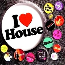 CDx2 - Various - I Love House (HOUSE) Blanco y Negro Music Spain - MINT & SEALED