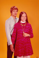 Olivia Hussey Leonard Whiting Vintage 5  X  7 Transparency