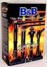 USA MADE B&B Spark Plug Ignition Wire Set Cable 57333