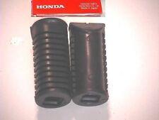 Honda Z50J1 Z50 J1 Foot Peg Foot Rest Rubbers Rare Vintage 50661-312-000