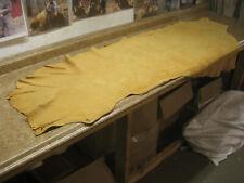 Buffed Buffalo Leather #0008668