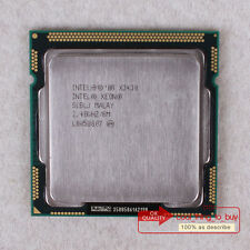 Intel Xeon X3430 Quad-Core CPU (BX80605X3430) SLBLJ LGA1156 2.4/8M/2.5 Free ship