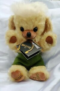 """Merrythought 2021 PUNKIE Year Bear 9"""" Limited Edition of 150"""