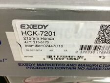 EXEDY CLUTCH KIT TO SUIT A  HONDA S2000 AP 2.0L F20C  ENGINE CODE 2001 TO 2002