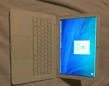 "Apple Macbook 13"" UNIBODY 2.4GHz 250GB Final Cut Pro Adobe CS6 Office MC516LL/A"