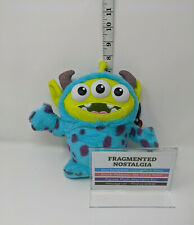 """9"""" Pixar Remix Sully Plush Toy Story Mattel NWT In Hand Alien Toy Story Cosplay"""