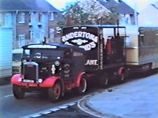 Anderton & Rowland Fairground Fun Fair Rides Showmans Transport DVD