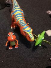 PBS Jim Henson Dinosaur Train Boris & Friends Lot T Rex Interactive Talking