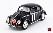 Volkswagen VW Maggiolino #111 121th Monte Carlo 1951 Baron H. Von Hanstein 1:43