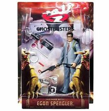"""Ghostbusters Matty Collector Exclusive 6"""" Courtroom Egon Spengler NEW"""