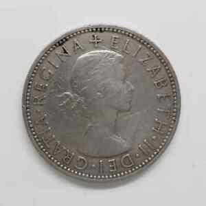 GB QEII 1960 2 shillings N8