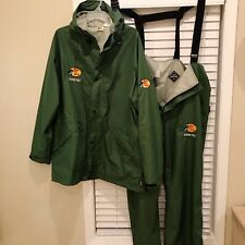 Bass Pro shops Gore-Tex Rain Bibs(2XLT) and Jacket(3XLT)