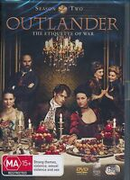 Outlander Season Two DVD Etiquette of War Region 4 6-disc set