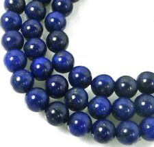 6mm natural Indigo Lapis Lazuli Round Beads 16