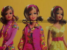 LAST1 Mattel Barbie Collector Crazy Rare Becky Doll Gold Label NEW FreeShipping