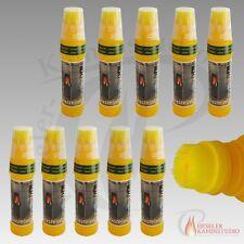 10 Flaschen Wodtke Spezialreiniger Glasreiniger Scheibenreiniger für Kamine+Öfen