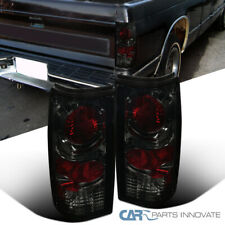For 82-93 Chevy S10 Blazer 83-90 GMC S15 Sonoma Smoke Rear Tail Light Brake Lamp