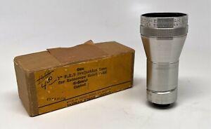 Kodak - Projection Ektanar - 2 Inch 50mm F1.6 Projector Lens