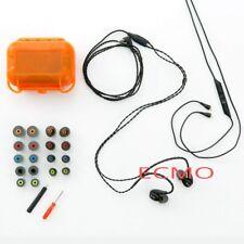 Westone W10 Balanced Armature Earphones, 3-Button Apple Controls Mic - 78501 NEW