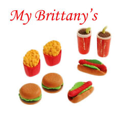 My Brittany's 8 Piece Fast Food For American Girl Dolls- 18 Inch Doll Food