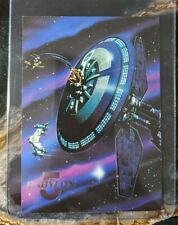 1995 Fleer - Babylon 5 - Chase / subset  Card Space Gallery 4 of 6