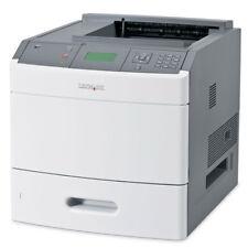 Lexmark T652DN T652 A4 Mono Network USB Duplex Desktop Laser Printer + Warranty