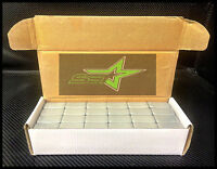 1 BOX OF WHEEL WEIGHTS 1 OZ STICK-ON ADHESIVE TAPE   144 X 1 OUNCE PIECES 9 LBS!