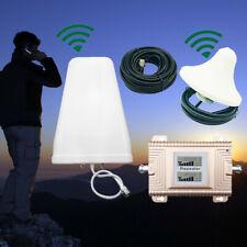 Sehr zuverlässig 900 / 1800 MHz DCS Verstärker  Booster Komplett Set mit Antenne