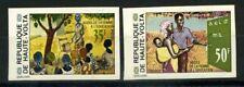 Burkina Faso 1971 Mi. 347-348 Nuovo * 100% La Donna Educazione non dentellati