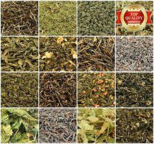 Loose Leaf Tea 66+ Types! Green Tea, Pu Erh, Black, Oolong, Herbal, Jasmine Tea