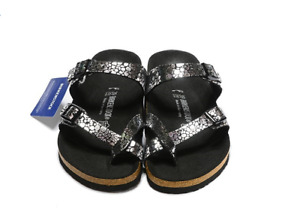 2021 Hot New Women Birkenstock Mayari Birko Flor Sandals
