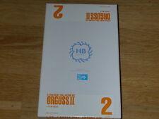 Orguss II 1/72 scale resin kit (Wave) Orguss OVA (Full Action)