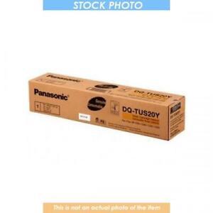 DQ-TUS20Y Panasonic DP-C263 Toner Jaune